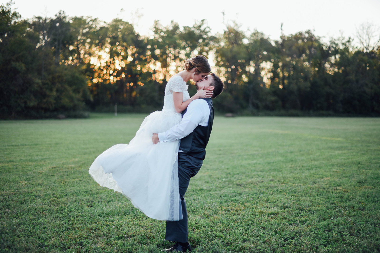 Dayton Ohio Area Wedding Photographer