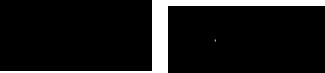 single line logo