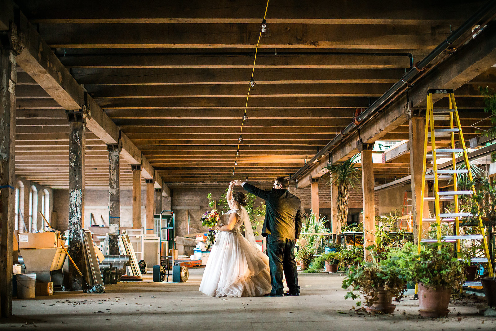 Starline Gallery Wedding