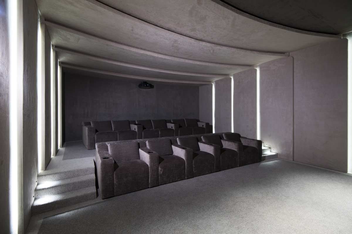 private house cinema solutions