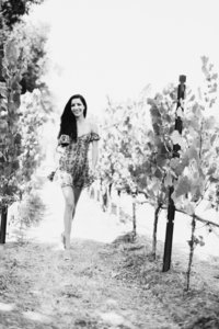 Sonoma Vineyard -95_BW