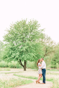 Bailey Elle Photography Wedding Engagment Photographer Indiana9