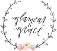 glamour and grace logo