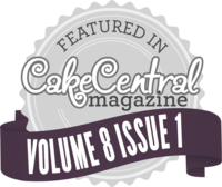 Cake Central badge