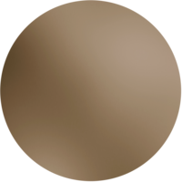 bronze circle