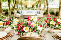 Styled wedding shoot at Marie Gabrielle - Alexa Vossler Photo-101