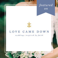 LoveCameDown_Badge