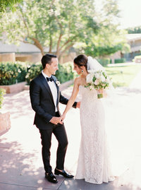 Phoenix Biltmore wedding with Victoria Canada