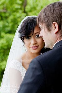 Image from Vietnamese wedding  in Virginia.  Wedding photos by top Virginia photographer Jalapeno Photography.