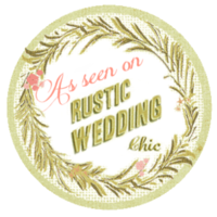 rustic+wedding+chic+badge