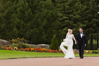 Dreamy and chic wedding at Fox Harb'r Resort in Wallace NS