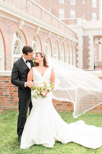 Virginia Beach Wedding Photography Cavalier Hotel Black tie formal wedding Lesner Inn-11