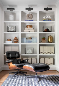 Mount Vernon Study Clemons Design Co.