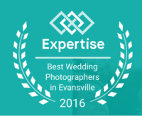 Named BEST Wedding Photographer Evansville Indiana | Sharin Shank Photography