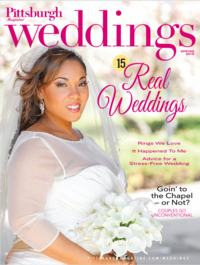 Pittsburgh Magazine Weddings Isse 2016 Mecca Gamble Photography