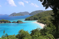 Trunk Bay US Virgin Islands Kansas Wedding Photographer