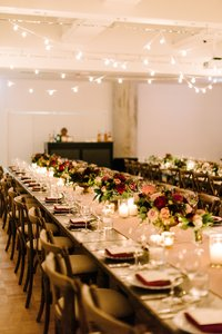 Ace Hotel Fall Colorful Chicago Wedding Florist Life in Bloom5