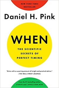 When The Scientific Secrets of Perfect Timing Book Cover