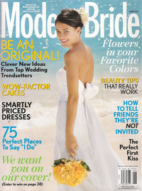 29 - Modern Bride Notebook - Image