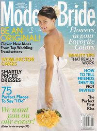 29 - Modern Bride Notebook - Image