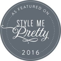Engagement Session Feature on Style Me Pretty