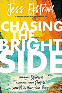 Chasing the Bright Side Book Cover