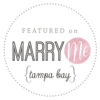 MARRY ME TAMPA BAY BADGE