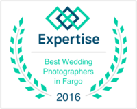 Best wedding photographers in Fargo www.kriskandel.com