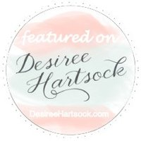 Desiree Hartsock wedding blog