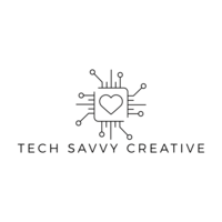 Tech-Savvy-Creative-Logo-Black