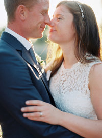 fine art wedding in Italy with Brushfire Photography