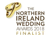 Finalist Badge - The 3rd Northern Ireland Wedding Awards 2018