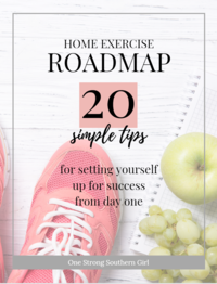 freebie opt in for home workout roadmpa