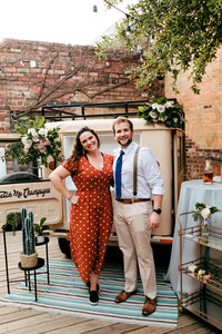 Dallas & Ft. Worth Champagne Truck | Destination Weddings | Champagne on Tap