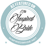 Inspired Bride Badge