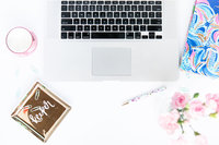 Stock Images-Valentines Flowers Desk-0003