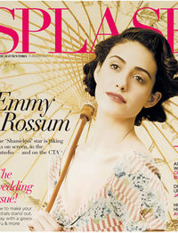 9 - Splash Emmy Rossum - Image