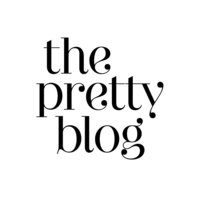 the pretty blog logo