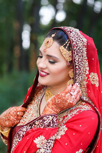 Indian Punjabi Hindi Muslim Asian Wedding Photographers Near Me - Kansas City - Overland Park Double Tree Wedding
