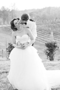 Amy & Steven Winery Wedding