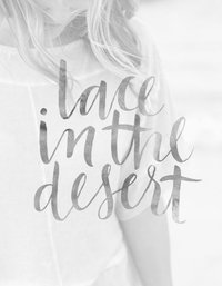 lace+in+the+desert