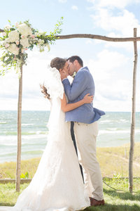 Lake Michigan Wedding Photographers
