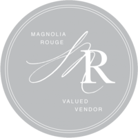 magnolia rouge pin