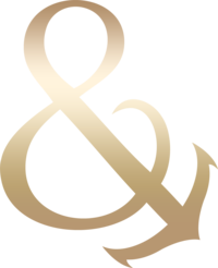 AV Ampersand Gold