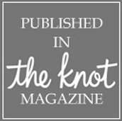 Published in the Knot Magazine | Erika Brown Photography