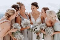 destination wedding glamour