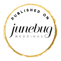 Featured on Junebug Weddings