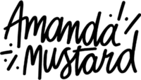 am black logo