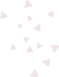 triangles-pink