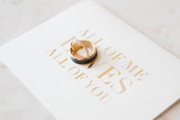 bride and groom ring photo